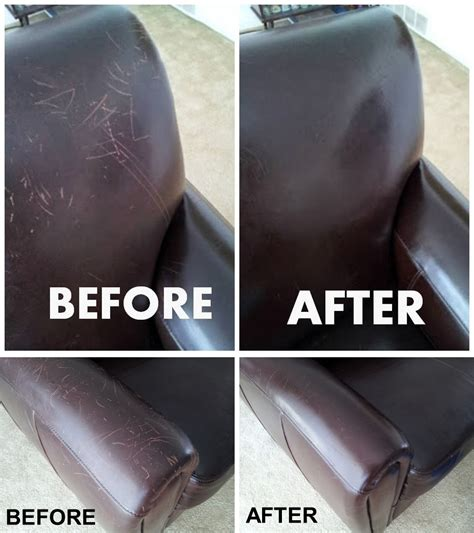 how to fix scratches on leather diy craft projects