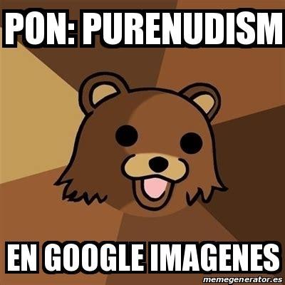 imagenes google memes meme pedobear pon purenudism en google imagenes 15466205