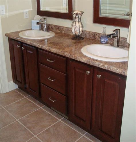 Laminate Bathroom Countertop by Pictures For Mountain View Kitchens Llc In Rindge Nh 03461