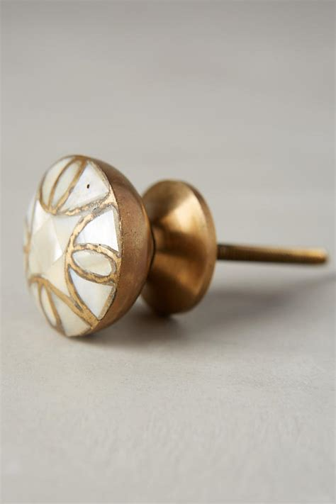 of pearl knob anthropologie