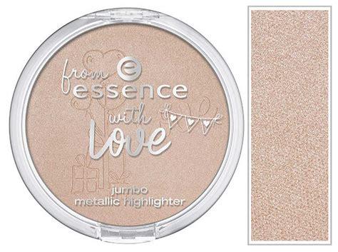 illuminante viso essence from essence with collezione trucco dolcissima