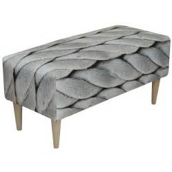 Upholstered Hallway Bench Monkey Machine Marine Upholstered Hallway Bench Wayfair Uk