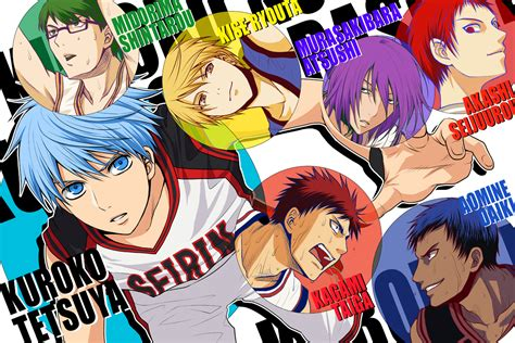 film anime kuroko no basket the official kuroko no basket thread anime onehallyu