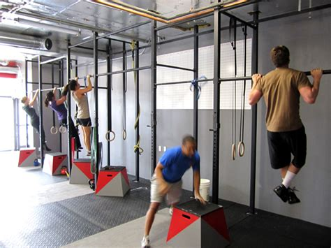city crossfit brings new concept to downtown
