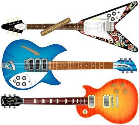 imágenes de guitarras rockeras guitarras rockeras y sus respectivos due 241 os taringa