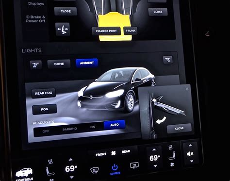 tesla cd player tesla model x firmware 7 0 features exposed
