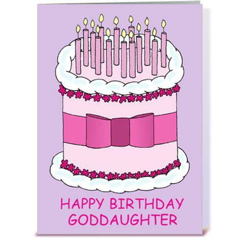 Happy Birthday Wishes For My Goddaughter Happy Birthday Goddaughter Quotes