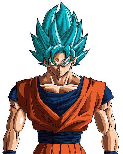 imagenes de goku god blue ssj blue goku vs zamasu