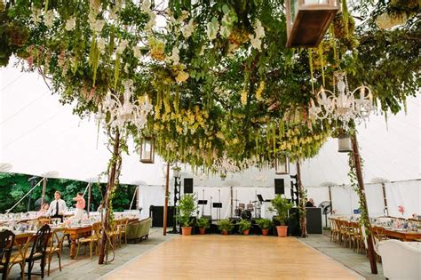 Green Ceilings by Colin Cowie Wedding In Buttermilk Falls Beautiful Floors And Read More