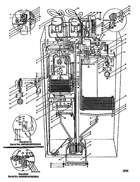 sub zero refrigerator wiring diagram free
