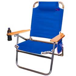 big jumbo aluminum chair blue beachstore