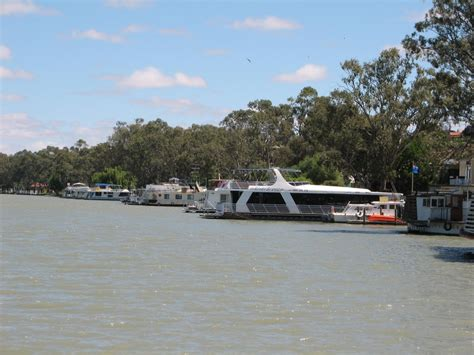 Houseboats On The River Murray Trevor S Travels