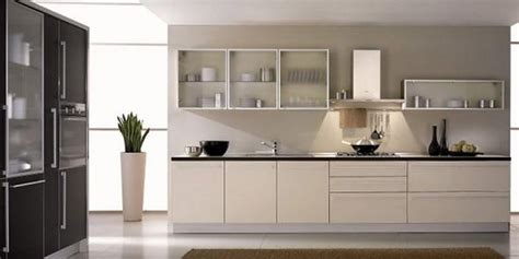 sleek kitchen 15 charming kitchen designs with glass cabinets rilane