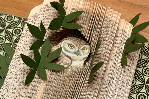 owl picture books altered books owls canvas to the imagination