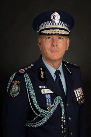 commissioner nsw police public site