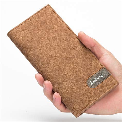 2016 Pu Wallet Blue Intl baellerry pria panjang dompet korea versi multi card bit