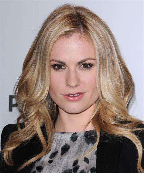 anna paquin hairstyle long wavy casual medium blonde