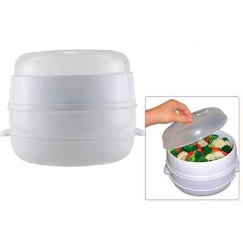 cocina al vapor para microondas pccomponentes - Cocina Al Microondas