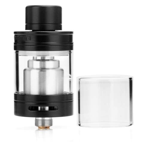 Authentic Serpent Mini Ss By Wotofo 22 Mm Hitam 1 authentic wotofo serpent mini rta 3ml black rebuildable atomizer