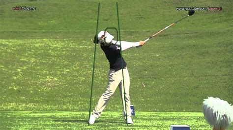 step by step driver swing slow hd kim hye youn 2012 driver step golf swing 1