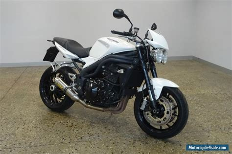 Motorcycle Dealers Geelong by 2008 Triumph Speed 1050cc For Sale In Australia