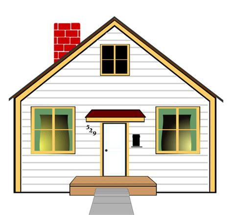 home picture picture of a house clipart best