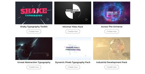 5 Software For Kinetic Typography To Create Animated Text Videos Renderforest Free Templates