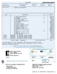 Hospital Invoice Template by Doc 660750 Hospital Invoice Template Invoice