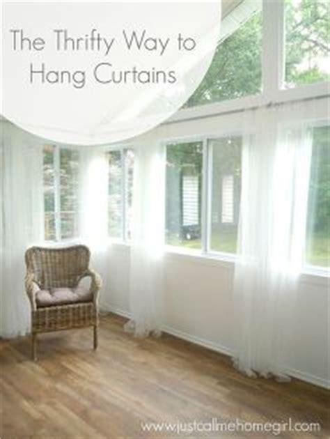 cheap ways to hang curtains home decor idea box by anna ibarra hometalk