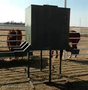 Self Feeding Deer Feeders Vehicles And Equipment Auction Colorado Auctioneers