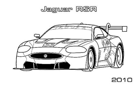 jaguar cars coloring pages jaguar free colouring pages