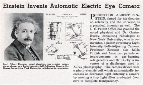 Biography Of Albert Einstein And His Inventions | albert einstein inventions einstein invents automatic