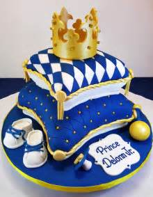 Wedding Invitations Queens Royal Blue And Gold Baby Shower Pillow Cake Cakes Pinterest Blue Gold Cakes And Cupcake
