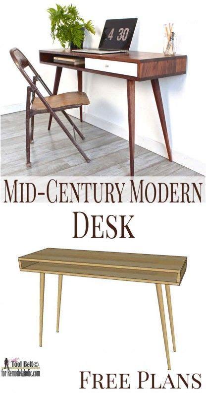 Diy Modern Desk Best 25 Mid Century Modern Chairs Ideas On Pinterest Mid Century Modern Furniture Mid