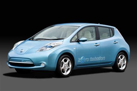 What Is Nissan Leaf Nissan Leaf 2010 The Hydrogen