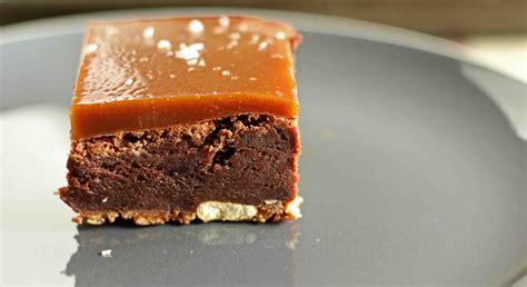 salted caramel recipe salted caramel chocolate brownies recipe dishmaps