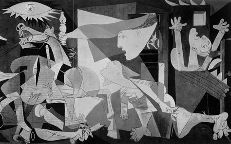 pablo picasso paintings guernica guernica wallpapers wallpaper cave