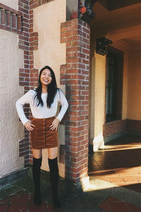 Corduroy Jumper Skirt best 25 corduroy skirt ideas on fashion edgy
