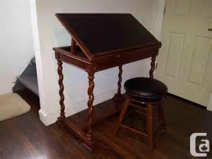 Drafting Table For Sale Used Bombay Co Drafting Table Nepean For Sale In Ottawa Ontario Classifieds Canadianlisted