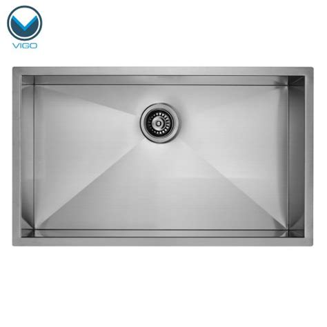 vigo vg15295 all in one 30 inch undermount stainless steel