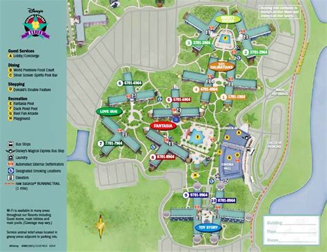 Disney Magic Floor Plan review disney s all star movies resort