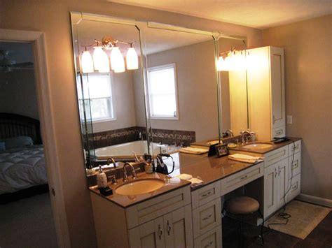 unique bathroom vanity mirrors frameless bathroom vanity mirrors chesapeake portsmouth norfolk virginia beach va
