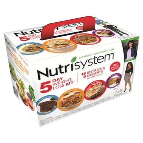 weight loss kits my d i y diet review nutrisystem 5 day diet kits sold