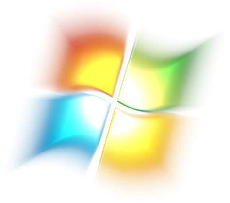 themes for windows 7 transparent glowing windows logo by mcbanana on deviantart