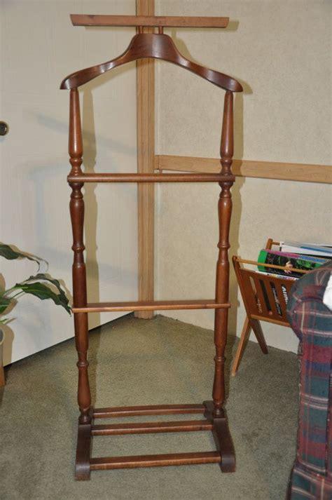 Wood Valet Plans