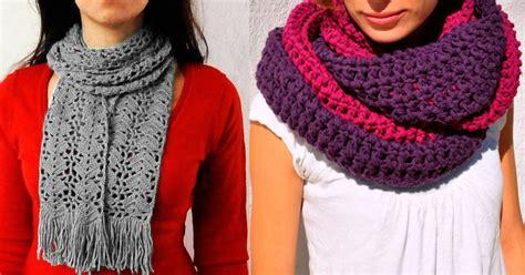 bufanda tejida crochet 2016 bufandas de crochet mi bufanda de lana