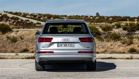 Preis Audi by Details Preise Zu Audis Neuem Q7 E Bilder
