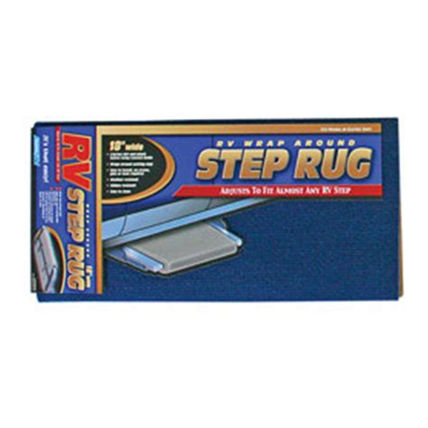 rv step rug camco 174 18 quot rv step rug 157134 steps ladders at sportsman s guide