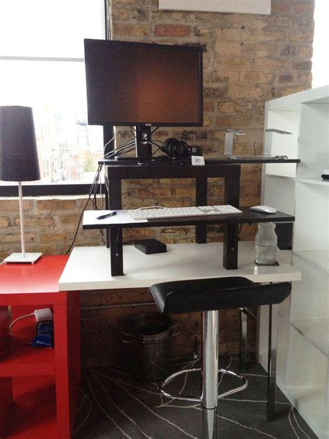 ikea sit and stand desk ikea sit stand desk large size of desk converter ikea