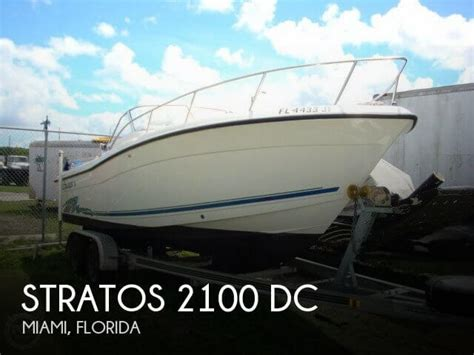 1997 stratos boats models stratos 2100 dc for sale in miami fl for 13 400 pop yachts